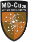 MD-Cu29 Antimicrobial Copper - Seal
